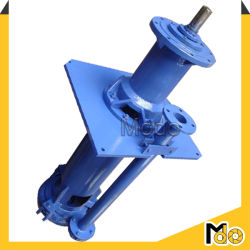 Immersible No Leakage Vertical Slurry Pump