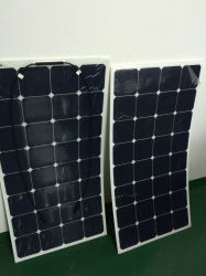 Semi-Flexible Sunpower Solar Panel, 120W