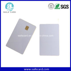 Plastic Contact IC Card with Chip FM4442, FM4428