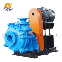 Guaranteed Quality Industrial Centrifugal Slurry Pump Maker