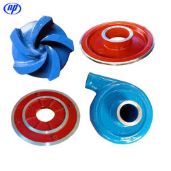 Wet End Spare Parts for 8/6e-Ah Slurry Pump