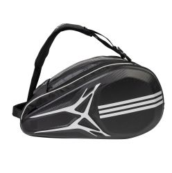 Fashion Unisex Outdoor Sport Padel Racket Backpack Bag EVA Model Shoulder Gym Athlete Duffel Bag