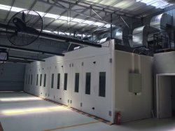 Automotive Painting Line/Paint and Bake Production Line