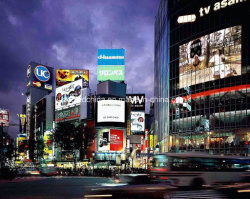 Big Advertising Billboard P8 Outdoor LED Anzeige