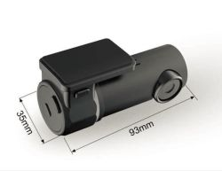 G-Sensor Loop Video Hidden Travelling Car DVR (S600)