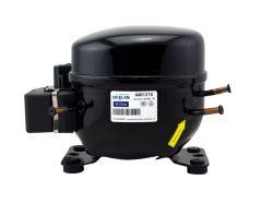 Good Quality 220V R134A Commercial Refrigeration Parts AC Hermetic Showcase Island Compressor Gqr12tg Mbp 1168W