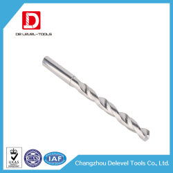 CNC Lathe Carbide Flat 2 Flute Drills Altin Coated for Steel