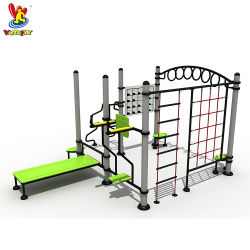 GS TUV Standard Total Body Strength Sports Goods Workout Street Training Gym Machine Monkey Bar Multi Outdoor Fitness Equipment