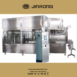 Mineral Water Filling Machine with Air Filter System