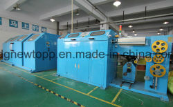Three Core Wire Strander Machine with 100% Back-Twist Rate