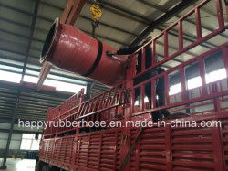 Onshore and Offshore Flanged Slurry Dredging Hose