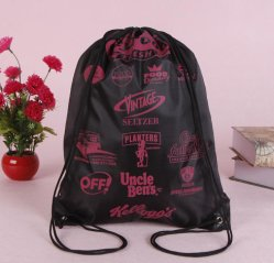 Most Popular Camo Colors Sports Cheap Polyester Drawstring Bag