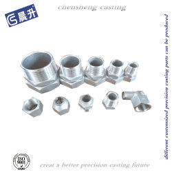 Customized Pipe Fittings Parts as Stainless Steel Casting
