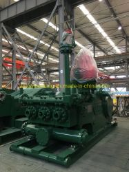 Mud Pump Drilling Rig Piston Pump Slurry Pump F1600 F500