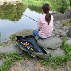 Multifunctional Large Capacity Durable Sports Fishing Tackle Case Bag