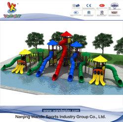 Plastic Toy Kids Slides Outdoor Amusement Park Equipment Children Playground