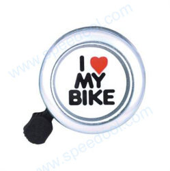 Letter Word Bike Bell by Left Hand
