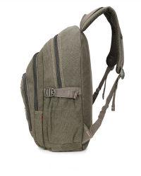 Large-Capacity Canvas Travel Double Shoulder Bag Men's Backpacking Outdoor Travel Sports Bag