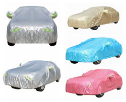 Multifunctional Car Cover PEVA Mosaic with Great Price Car Covers Garage