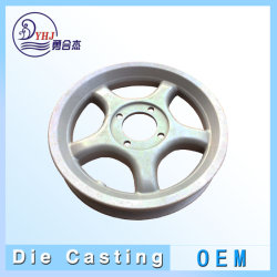 Professional OEM Aluminum Alloy and Zinc-Alloy Die Casting Parts in Big Size with High Pressure From China