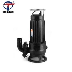 Wqas Submersible Cutter Sewage Pump