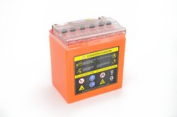 12V 10ah Yb10L-BS Outdo Digital Display Gel Mf Maintenance Free Factory Activated Power Sports High Performance Rechargeable Lead Acid Motorcycle Battery