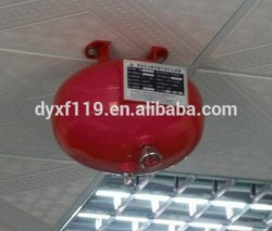 Automatical FM200 Temperature Timing Hanging Fire Extinguisher