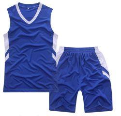 Custom Sleeveless Sports Jersey Uniform T Shirt