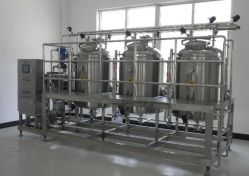 High Efficiency CIP Cleaning System Industry Cleaning Food Machinery