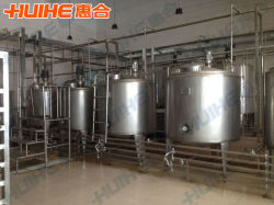 Complete Corn Juice Production Line