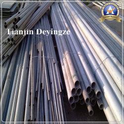 ASTM 316L Stainless Steel Cold Rolled Round Tube