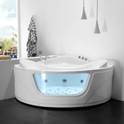 Superieur 2 Person Water Whirlpool Jacuzzi Massage Bathtub