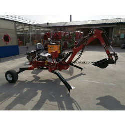 9hp garden tractor backhoe mini tractor and backhoe small backhoe loader - Garden Tractor Loader
