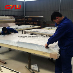 PU Roof Sandwich Panel From Factory for Freezer Cold Storage
