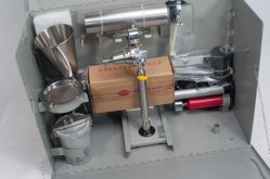 TYPE F slurry test kit for field testing