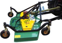 Finishing Mower Work Around Sport Field, Golf Courses