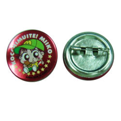 Factory Price Promotion Custom Printing Logo Unicef Sports Tin Button Pin Badge for Promotional Gifts (018)