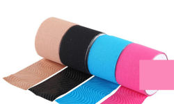 Best Pain Relief Adhesive for Muscles Shin Splints Knee&Shoulder Sport Kinesiology Tape
