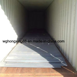 Hot Rolled Shipbuilding Structure Low Alloy Carbon Steel Metal Sheet (EH36)