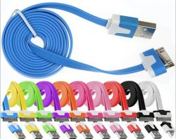 for iPhone4/ iPhone4s/ iPad/ iPhone/ iPod Touch/ Classic Nano Video/ Mini Apple Products Data USB Charger Cable Mobile Phone Accessory
