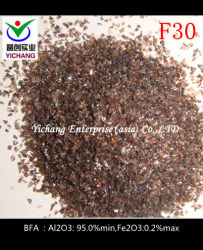 Brown Aluminum Oxide for Polishing Raw Materials