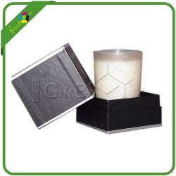 Custom Made Luxury Paper Rigid Cardboard Boutique Scent Fragrance Soap Candle Packaging Gift Box for Packing
