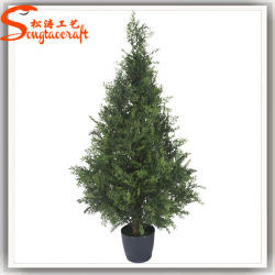 2015 china factory wholesale mini artificial fake plastic christmas tree - Mini Fake Christmas Tree