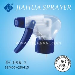 High Quality Plastic Trigger Sprayer for Home Cleaning (JH-09D-3)