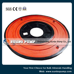High Chrome Alloy Wet Spare Parts/Wear Accessories with Wear Resistance