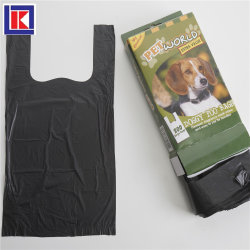 Wholesale Plastic Packing Dog Poop Waste Bag