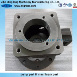 Dci Submersible Water Pump Housing Frame for Sand Casting