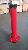 """Crossover, Pup Joint 3"""" 602 Weco Wing X 2"""" 1502 Weco Thread, Length 24"""", Working Pressure 10, 000psi"""