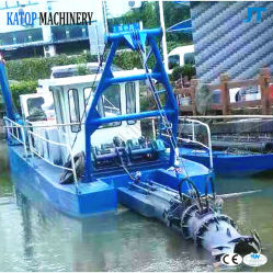 6 Inch Sand Dredging Machiery Sand Suction Machinery