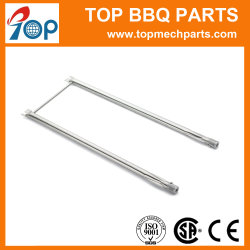 7508 Stainless Steel BBQ Gas Grill 3 Tube Burners Set